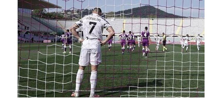 【意甲】尤文无缘联赛冠军,球迷对C罗恶言相向!看来离开尤文的时候到了