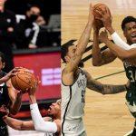 【合乐NBA赛事】杜兰特命中率没40%?雄鹿铁血防守,成功将篮网拖入泥沼之中