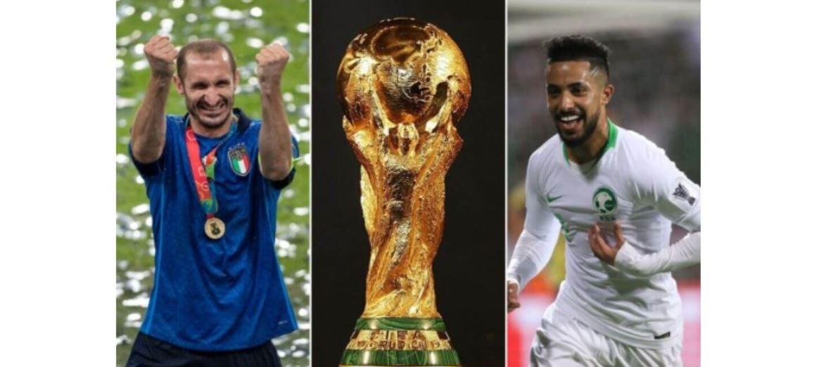【世界杯】合乐资讯足球:沙特寻求联合申办2030世界杯,最可能联手意大利